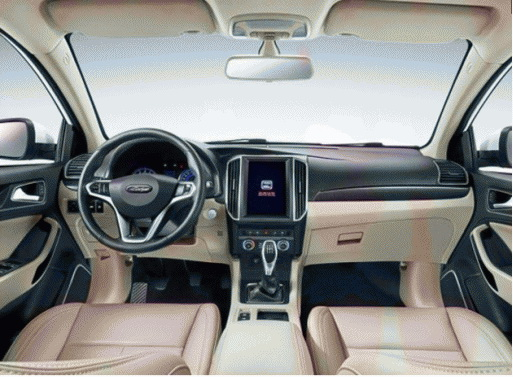 2700mm越级轴距 时尚动感座驾造就舒适之王