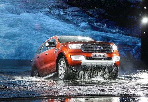 普拉多2700退市 40万以下硬派SUV市场首选福特撼路者