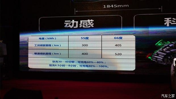 补贴前售21.98-24.98万元 国金GM3上市-汽车氪