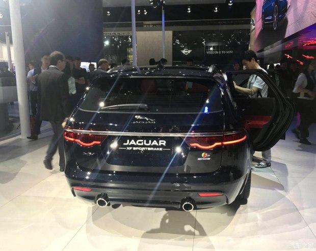 售49.8-72.8万元 新XF Sportbrake上市-车神网