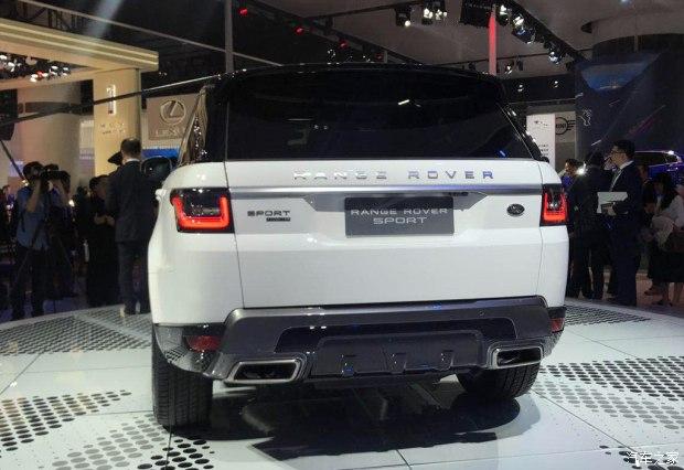 新款揽胜运动版P400e上市 售价96.80万元-汽车氪