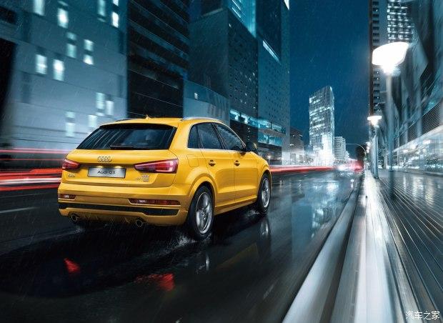 售24.90-34.28万 奥迪Q3 30周年版上市-汽车氪