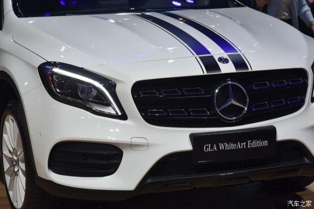 奔驰GLA极地版正式上市 售价32.56万-汽车氪