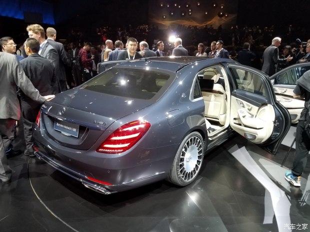 奔驰新款S级新车型上市 售185.8-309.8万-汽车氪