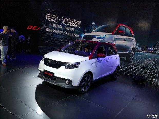 电咖EV10正式上市 补贴后售价5.98-6.78万-车神网