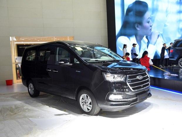 江淮瑞风M4混动版上市 售价12.98-14.98万-汽车氪