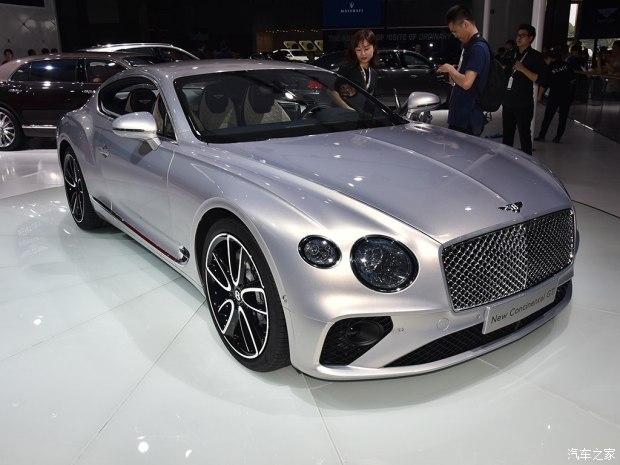 售321.80万起 宾利全新欧陆GT正式上市