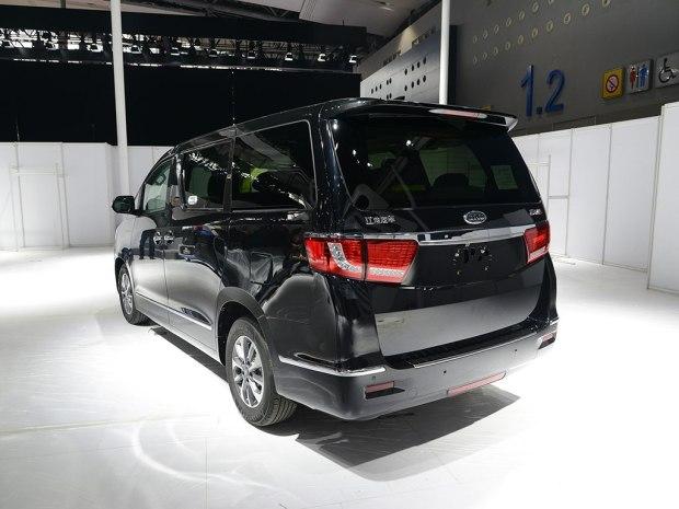 江淮瑞风M6正式上市 售价23.95-34.95万-车神网