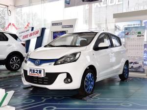 长安汽车 奔奔EV 2017款 纯电动 180公里豪华型
