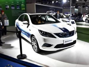 长安汽车 逸动新能源 2018款 1.0T PHEV领航型