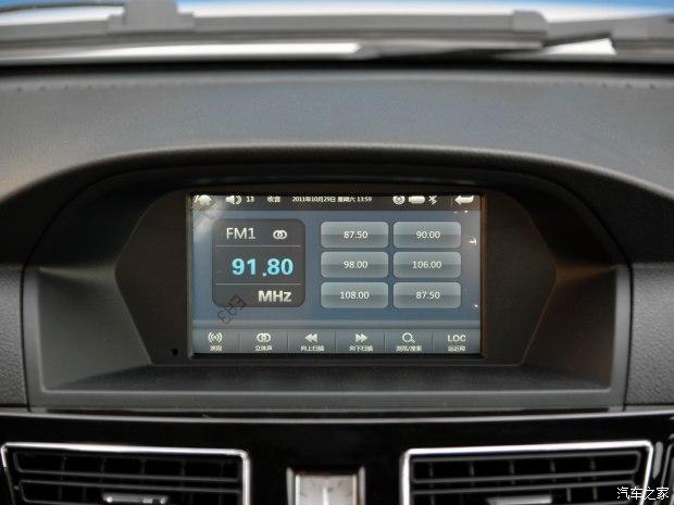 福迪汽车 雄师F22 2015款 1.9T两驱柴油豪华型D19TCID1