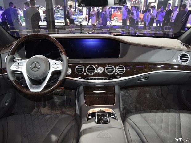 梅赛德斯-迈巴赫 迈巴赫S级 2018款 S 450 4MATIC