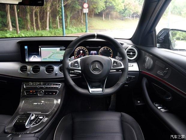 梅赛德斯-AMG 奔驰E级AMG 2017款 AMG E 63 S 4MATIC