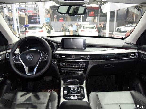 汉腾汽车 汉腾X7 2016款 三擎混动版