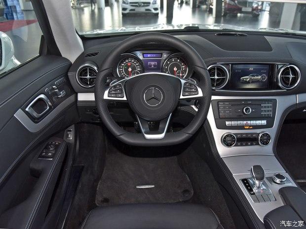 奔驰(进口) 奔驰SL级 2017款 SL 400