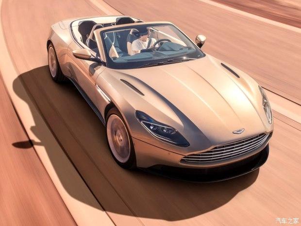 阿斯顿·马丁 阿斯顿·马丁DB11 2019款 4.0T V8 Volante