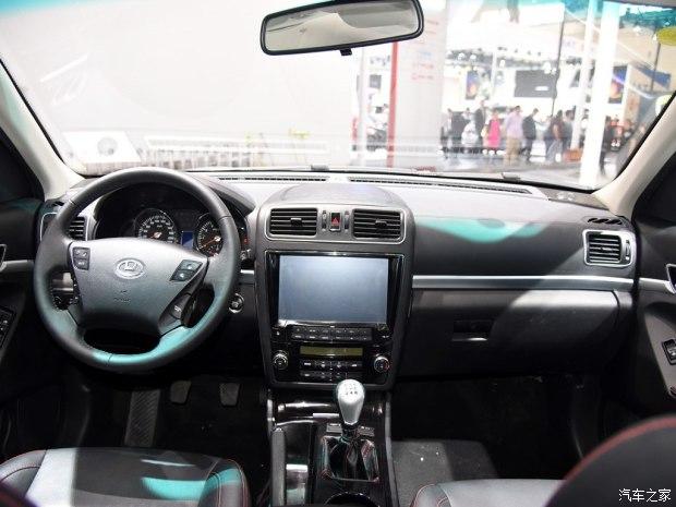 华泰汽车 圣达菲7 2017款 基本型