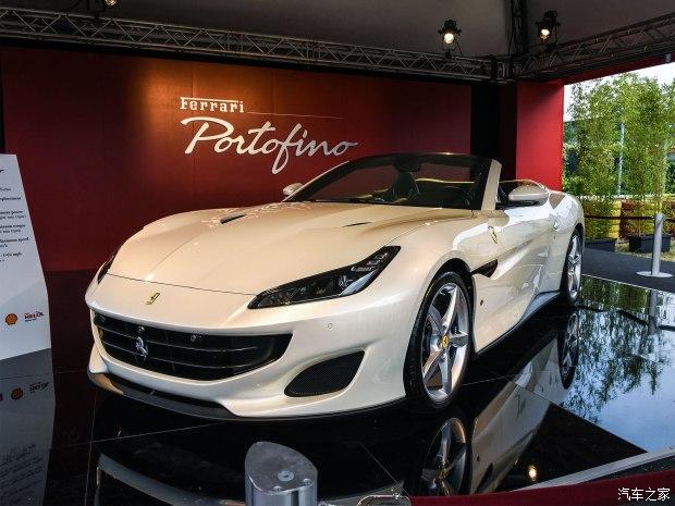 法拉利 Portofino 2018款 基本型