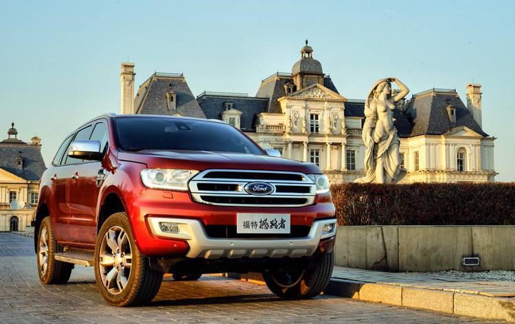普拉多2700退市 福特撼路者主导25-40万级别专业越野SUV市场