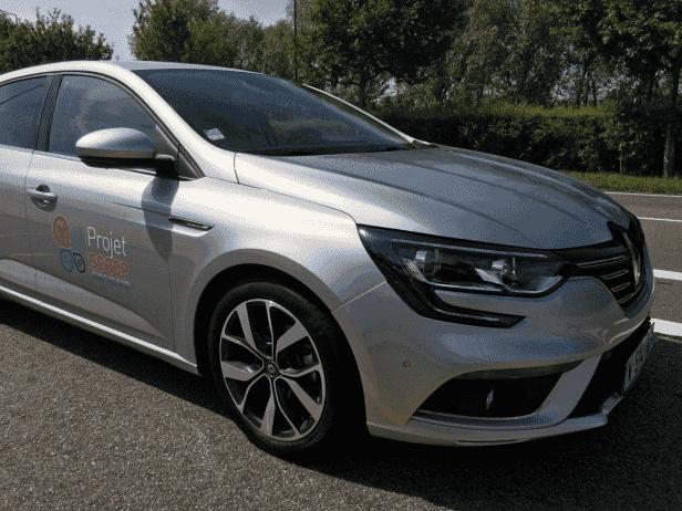 雷诺携手SCOOP,打造未来自动驾驶和汽车互联的基础设施