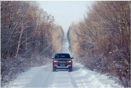 冬季出行 25-40万区间中大型SUV可选福特撼路者