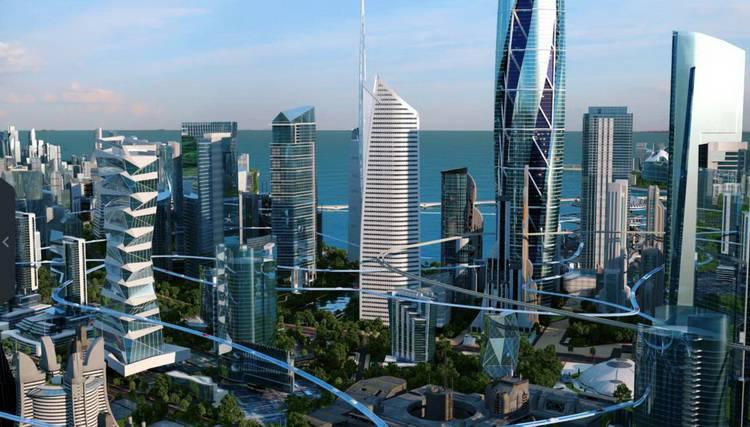 惊了!上班可以不堵车?比亚迪和世界顶级建筑大师亲自告诉你