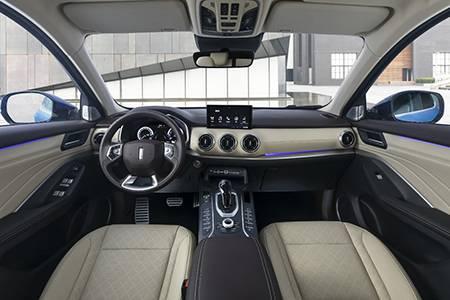 智能驾驶 VV6引领未来出行新方式