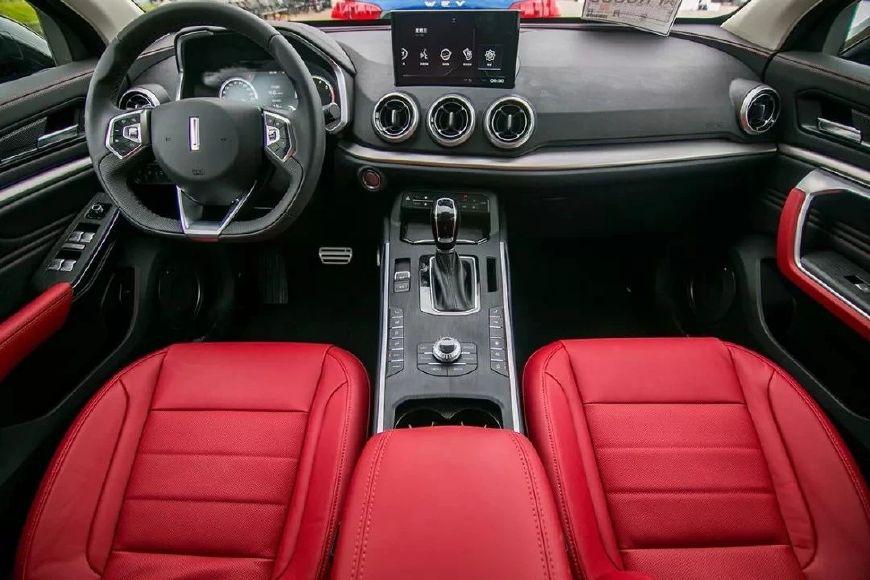 不止是安全和豪华,VV5升级款带来了一次触及心灵的升级