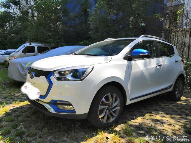 江淮iEV7S 车主来报道,汇报下半年来的用车体验