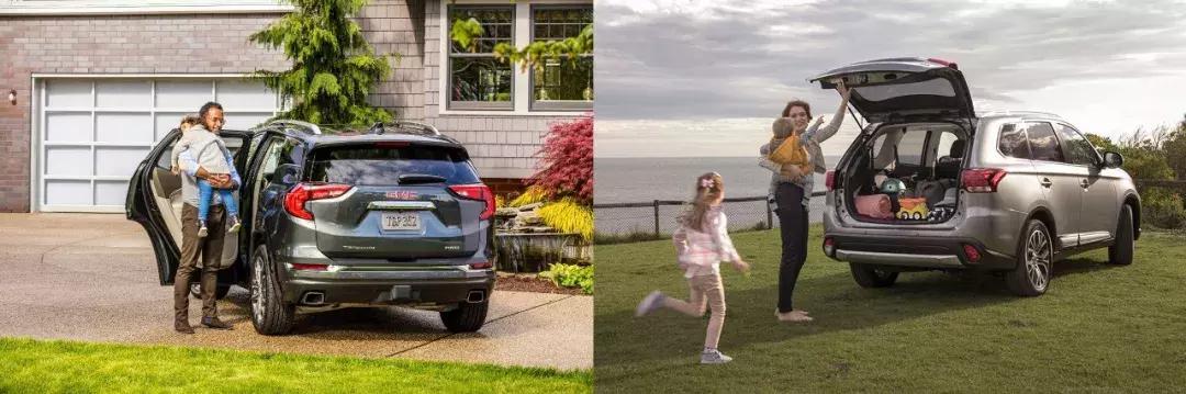 搭10英寸大屏标配四驱,豪华紧凑型SUV里最该关注这只!