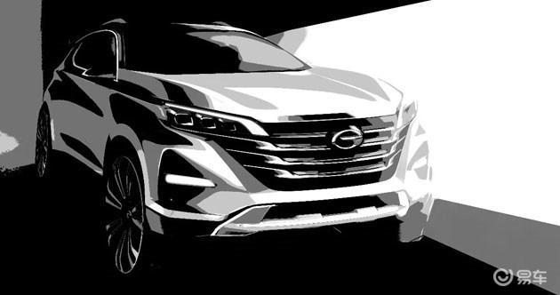 传祺全新GS5巴黎车展首秀 硬派设计能强势入围吗