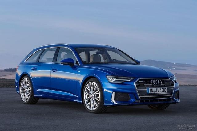 奥迪A6 Avant于欧洲市场推出全柴油阵容