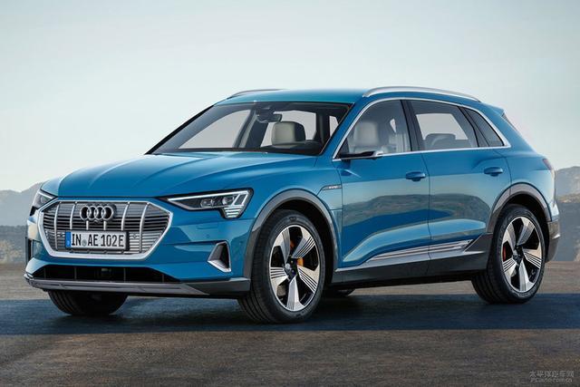奥迪公布电动车计划 2025年前推12款车型
