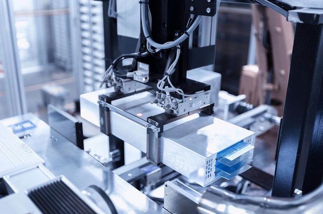 比亚迪将在西安投产30GWh动力电池项目