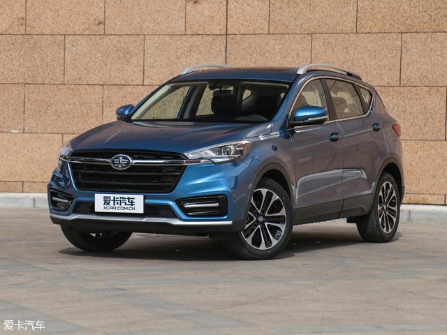 骏派D80将于10月上市 紧凑型SUV/搭1.2T