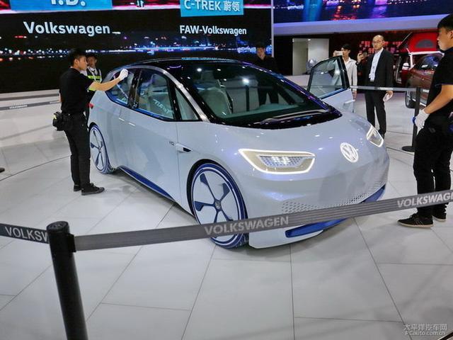 大众欲建北美新工厂 生产I.D.系列电动车