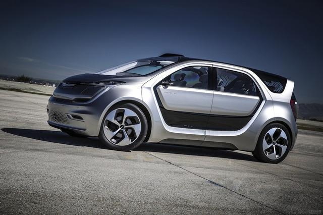 克莱斯勒Portal概念车将于2020年投产