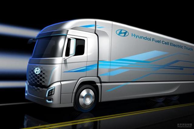 现代将推出氢燃料卡车 有望2019年量产