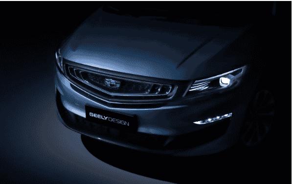 将推插混版车型,吉利全新MPV于明日公布命名