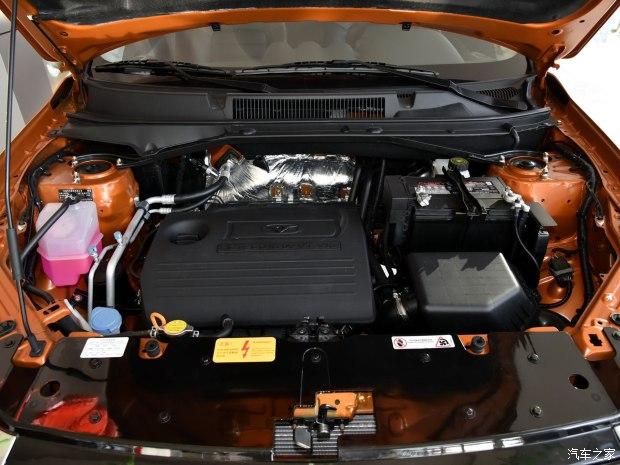 凯翼汽车 凯翼X3 2016款 1.6L CVT发烧友版