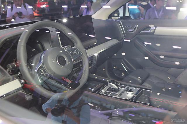 2018广州车展:唐EV600预售26-36万元-汽车氪