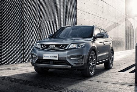 荣获外媒最好中国品牌SUV评选 吉利博越实至名归