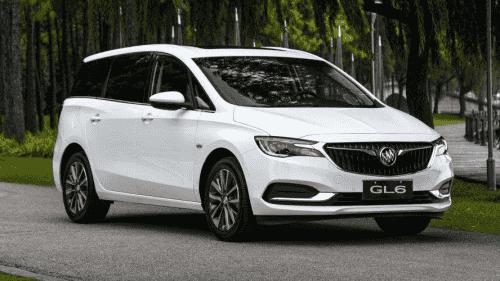 三缸五座版外加互联升级  这款别克GL6值得买!