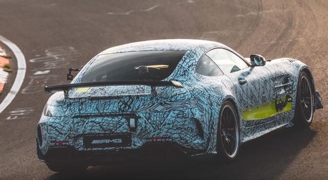 新款AMG GT洛杉矶车展首发 推更强版本