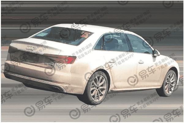 丰富用户选择 疑似奥迪A4L新增车型-车神网