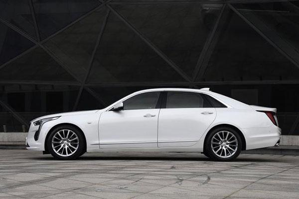 售37.97-53.97万元,新款凯迪拉克CT6上市-车神网