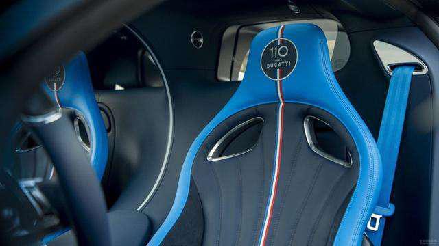 布加迪发布Chiron Sport 110周年特别版-车神网