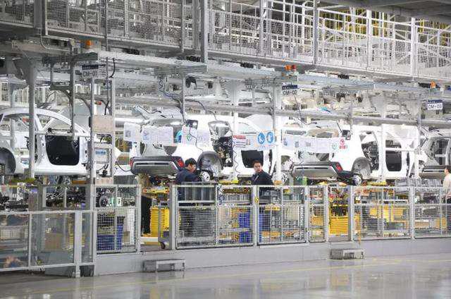 从一座工厂到一座汽车城 北京现代蛰伏沧州建设汽车新海港-车神网