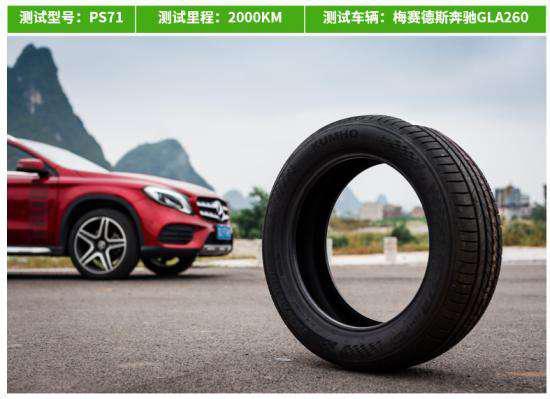 """锦湖轮胎ECSTA PS71荣获2018中国金轮奖""""年度最佳舒适轮胎""""-车神网"""