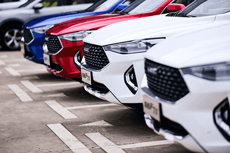 AI极智轿跑SUV哈弗F7x 极智之旅燃擎开启-车神网